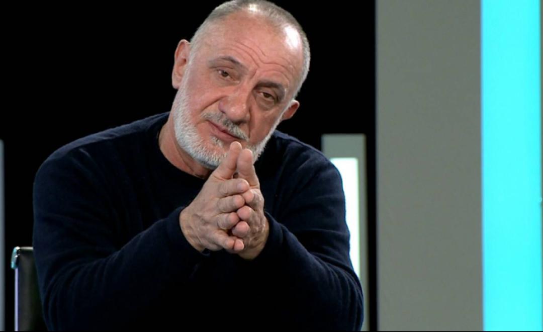 """შენ ხარ ბორდელის წარმომადგენელი მეძავი - გოგა ხაინდრავა """"ტვ პირველის"""" ჟურნალისტს (ვიდეო)"""