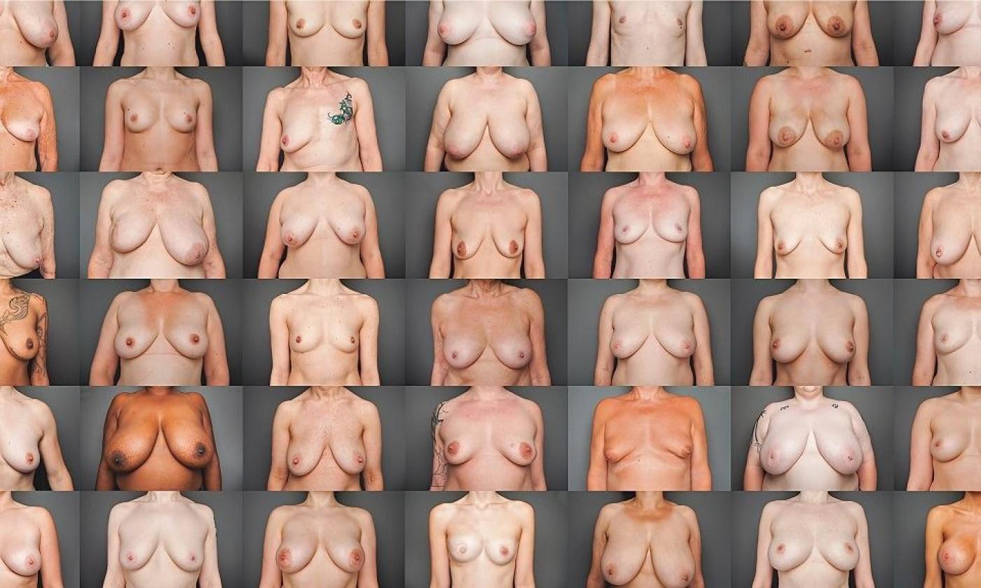какие бывают формы женской груди фото них становится эти