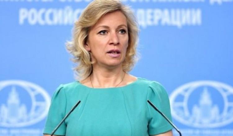 მარია ზახაროვა: ყველანაირ ქალურ ღირსებადაკარგული ქართველი ჟურნალისტები თავს დაესხნენ რუსეთის დელეგაციას... მე დამკაწრეს